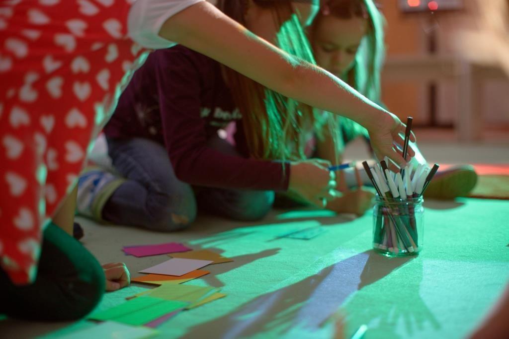 Sommerplausch: Selfie mal anders – Workshop für Kinder