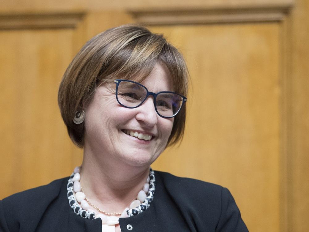 Marina Carobbio ist höchste Schweizerin – Isabelle Moret ist erste Vizepräsidentin