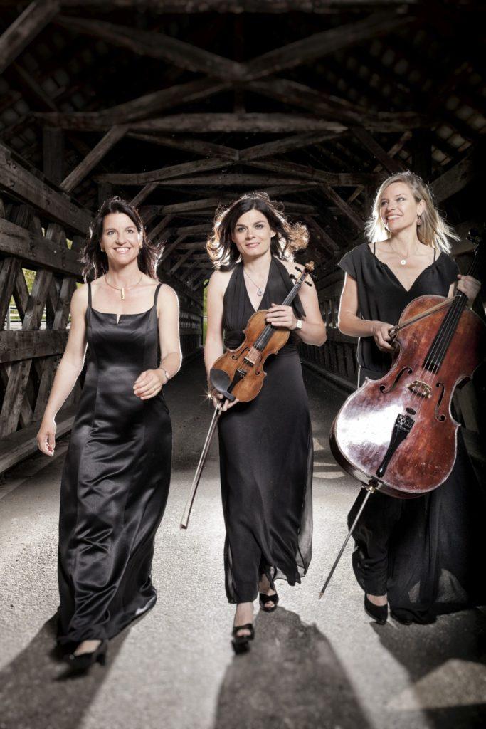Verborgene Schätze der Kammermusik mit dem Trio Artemis entdecken
