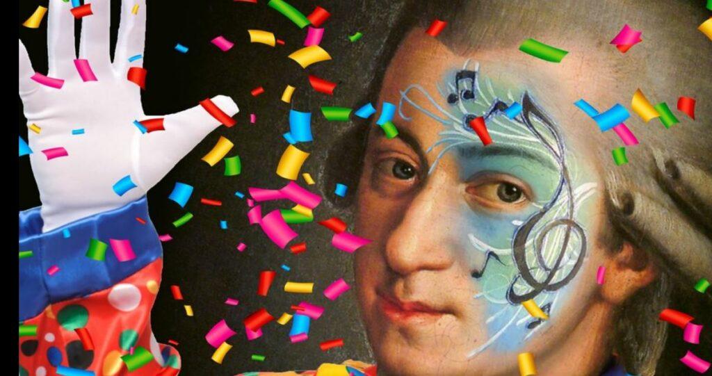 Mozart! Familienkonzert in der Tonhalle St. Gallen