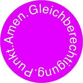 Frauen*KirchenStreik: Gleichberechtigung. Punkt. Amen.