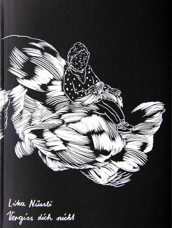"Frauenpavillon eröffnet mit Lika Nüsslis Graphic Novel ""Vergiss dich nicht"""