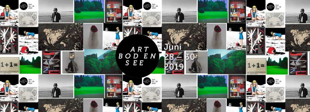 ART BODENSEE 2019 – Weiterentwicklung der Biennale-Ausstellung von Elke Silvia Krystufek – Galerien im Vordergrund – Lecture mit Philipp Konzett – Preise an Galeristinnen und Galeristen