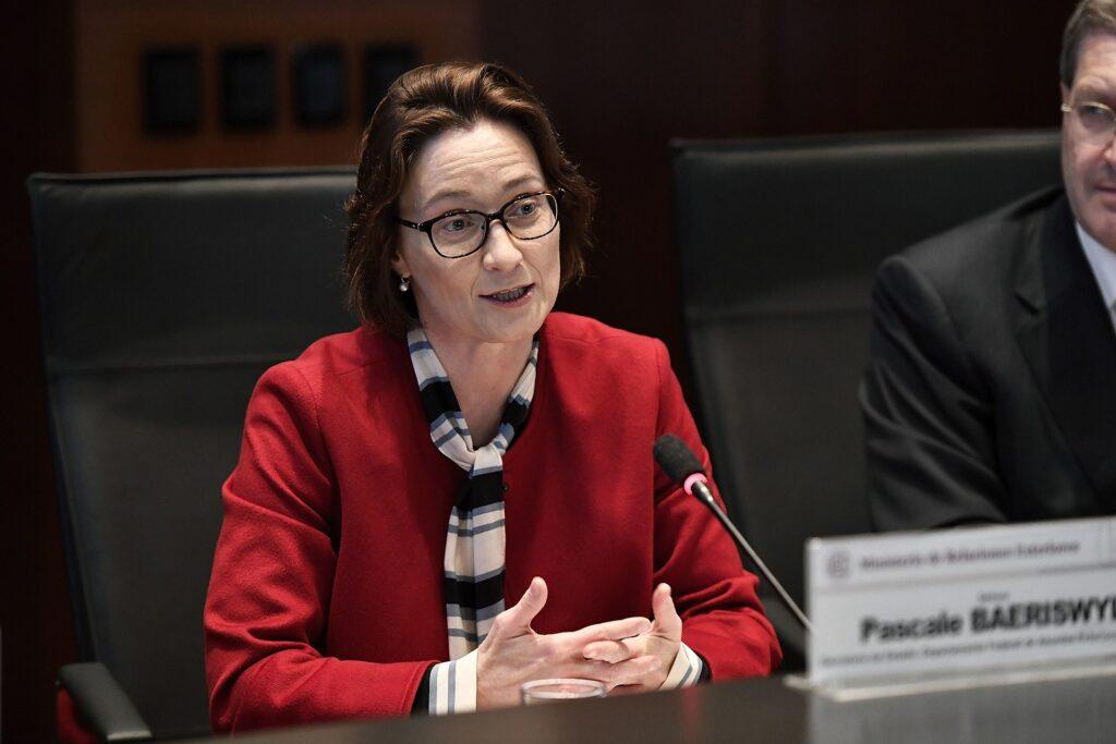 alliance F zur Berufung der Staatssekretärin als Schweizer Botschafterin an der UNO