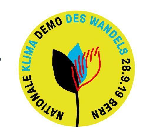Kl!ma des Wandels: Nationale Klima-Demo am 28. September in Bern