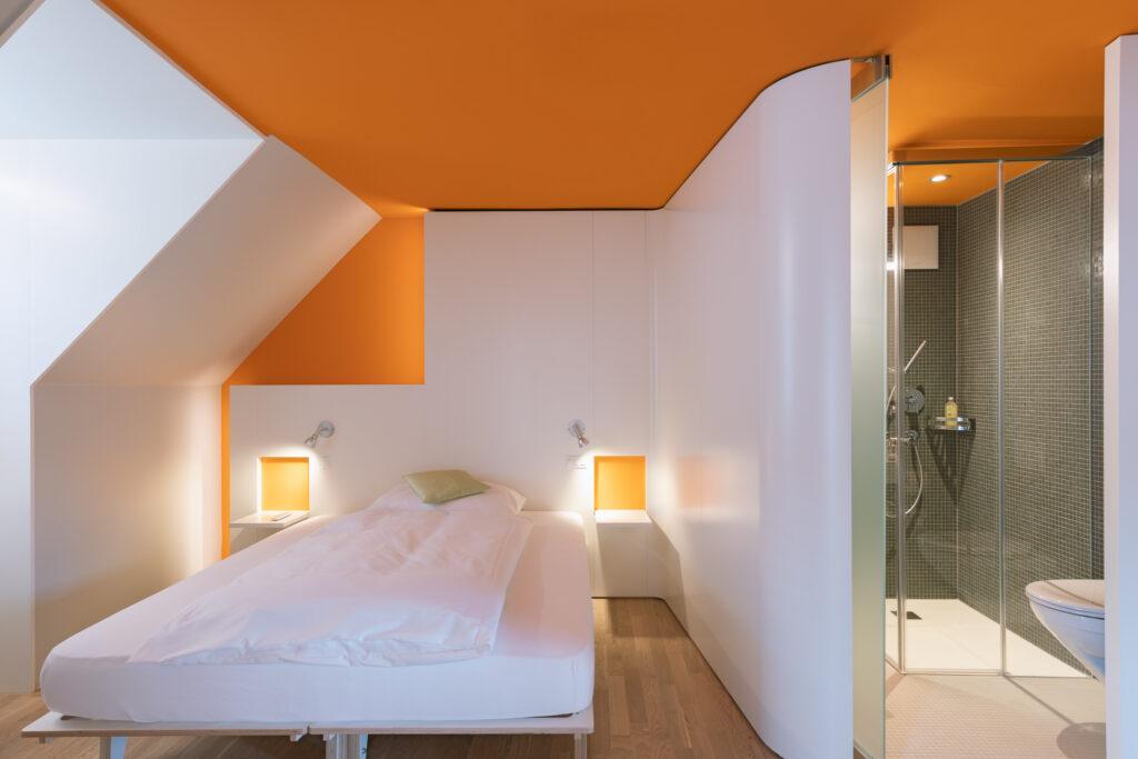 Hotel Dom mit neuen Zimmern und neuer Leitung