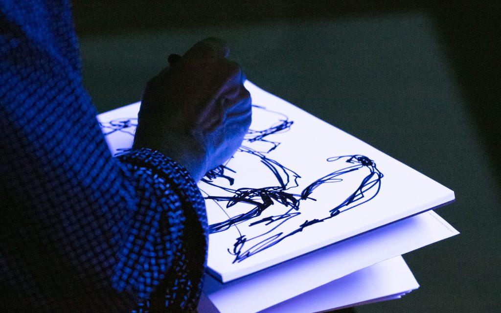 Zeichnen mit … Likas Freunden