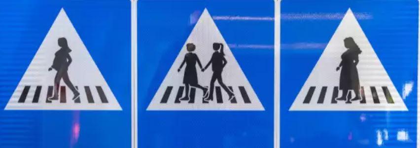 Gendergerechte Beschilderungen – Genf macht es vor!