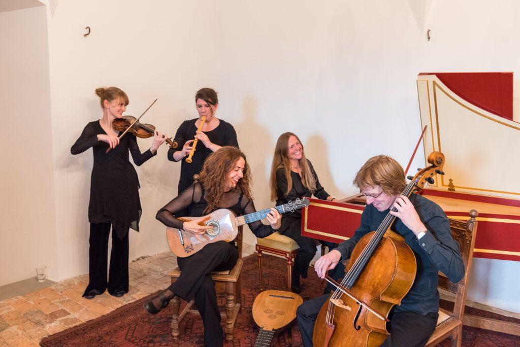 Jubiläumskonzert des Barockensembles Girandola im Stadthaus St. Gallen