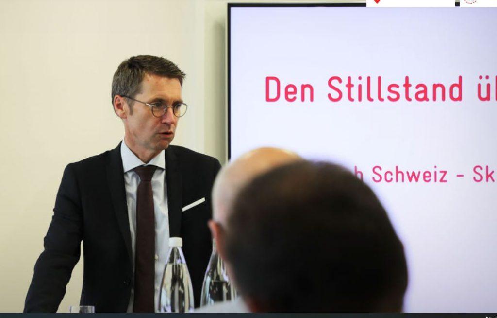 Avenir Suisse zu volkswirtschaftlichen Auswirkungen eines umfassenden Shutdown