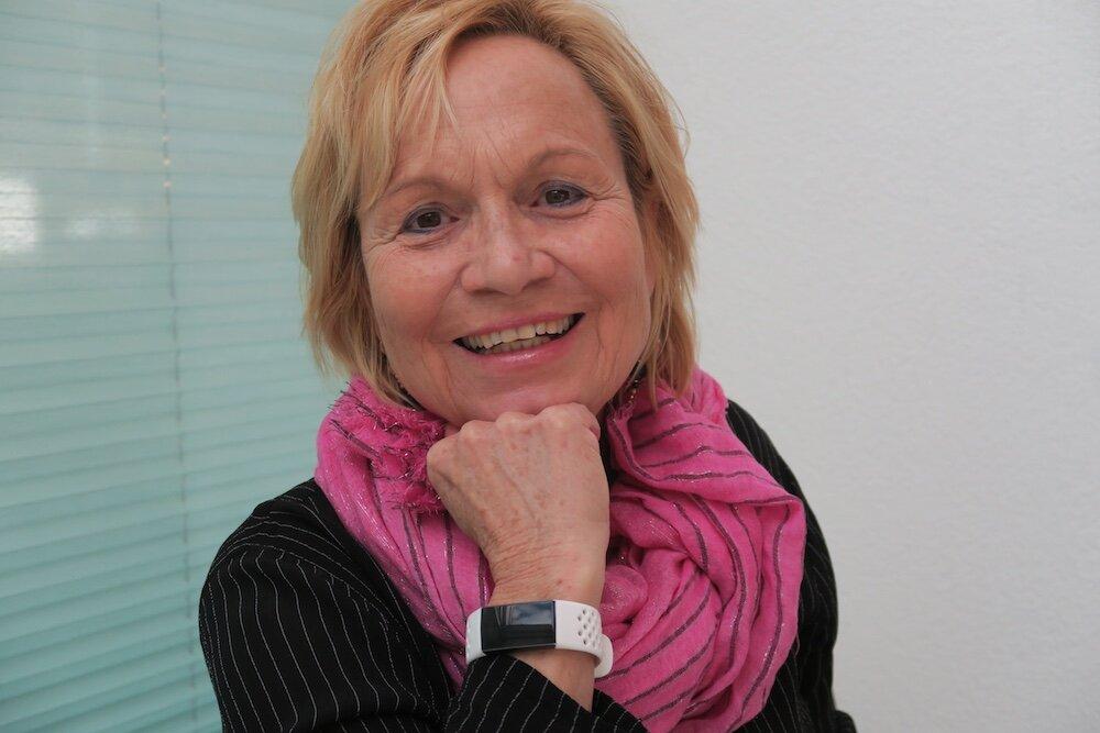 Unbequem und beharrlich im Einsatz für die Gerechtigkeit – Buchautorin Annemarie Iten