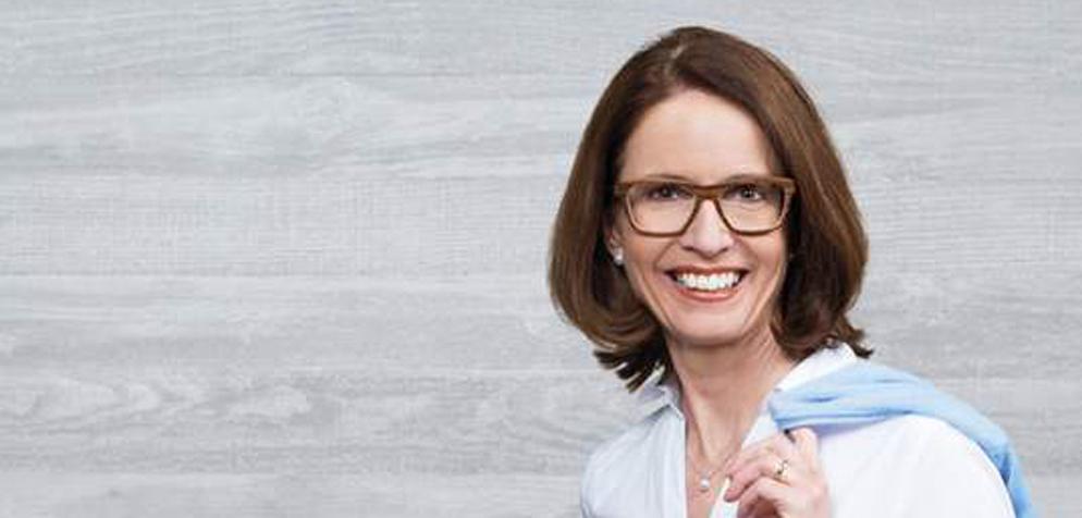 Susanne Vincenz-Stauffacher wird bald als neue Präsidentin der FDP-Frauen gewählt