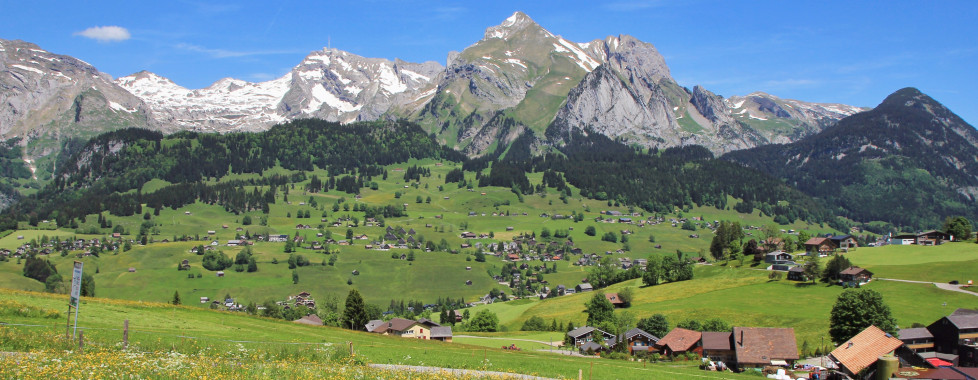 Die Schweizer zieht es in die Schweizer Tourismusregionen