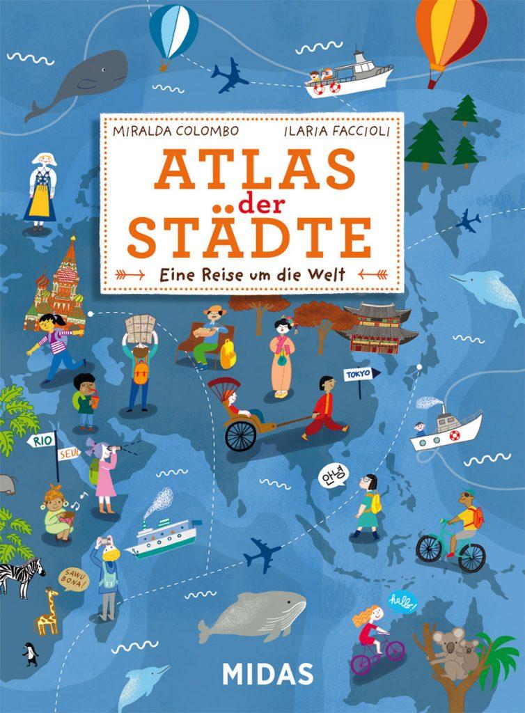 Faszinierende Weltreise durch die grössten Metropolen der Welt – Kinderbuch-Tipp