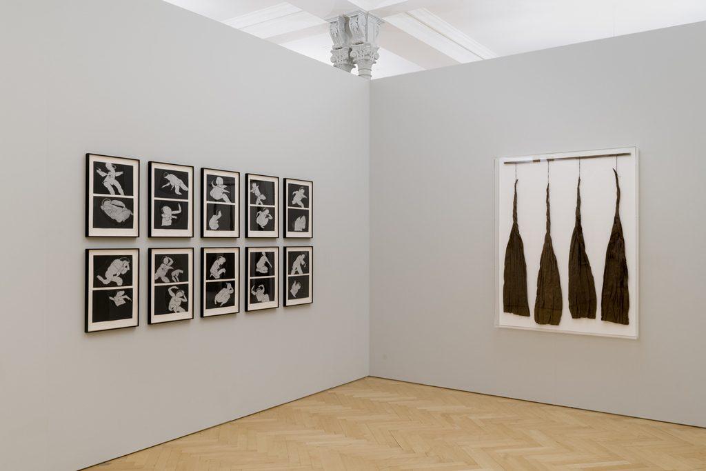 L'art c'est un jeu sérieux – Hommage an Avantgardistin Geta Brătescu im Kunstmuseum St. Gallen