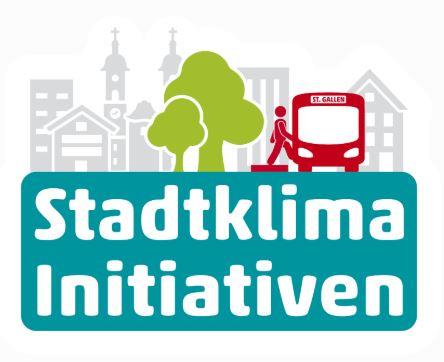 Lancierung der «Stadtklima-Initiativen» in St.Gallen – Bäume statt Asphalt