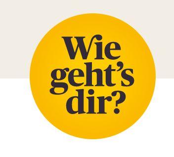 «Wie geht's dir?»: Kampagne fördert emotionales Alphabet