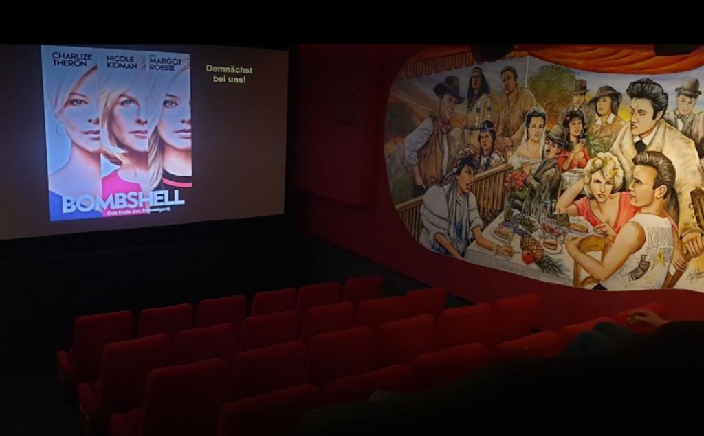 """Kino à la carte in geschlossener Vorstellung mit der eigenen """"Blase"""""""