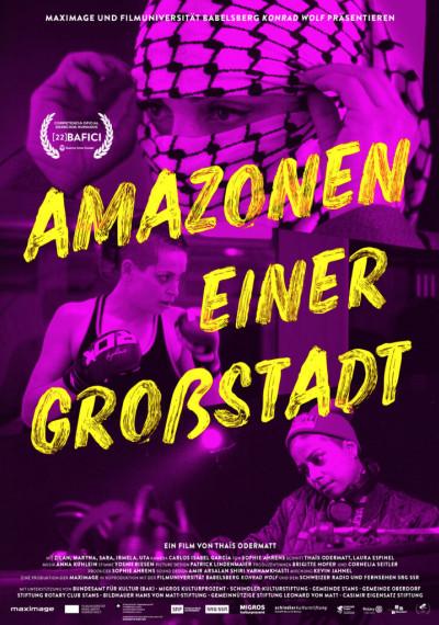Filme von Kampfsportlerinnen an den Solothurner Filmtagen