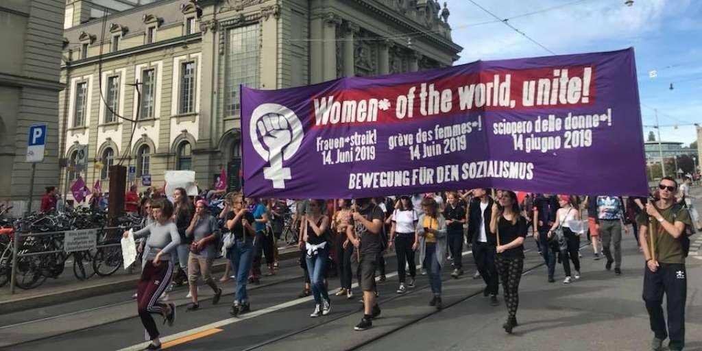 Feministischer Streik 2021 – Jetzt für die Assisen anmelden!