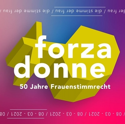 Den internationalen Frauen*tag in St. Gallen begangen – forza donne