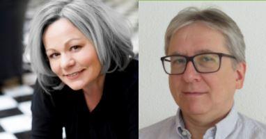 Erzählungen, Betrachtungen und überraschende Einblicke mit Andrea Gerster und Daniel Ammann in der DenkBar