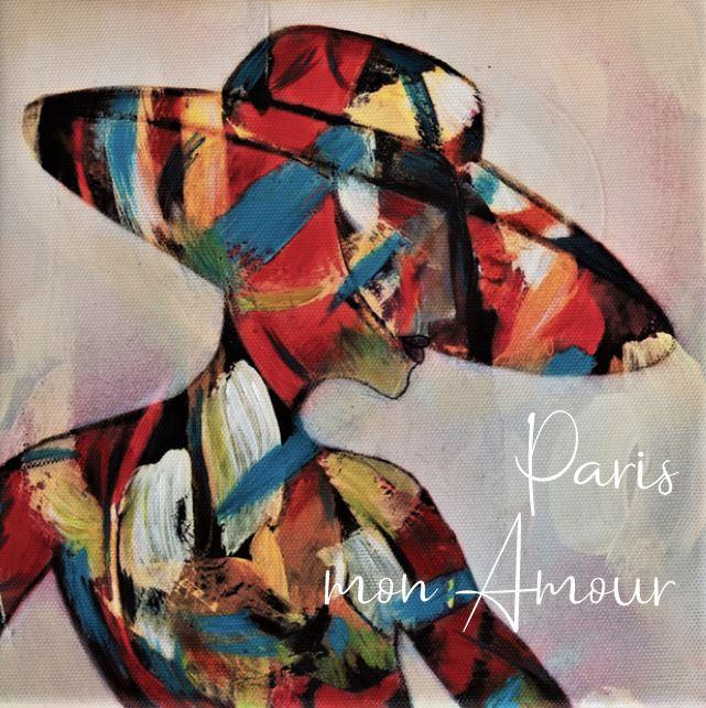 Paris mon amour – Ausstellung von Alexandra Oestvold, Goldach
