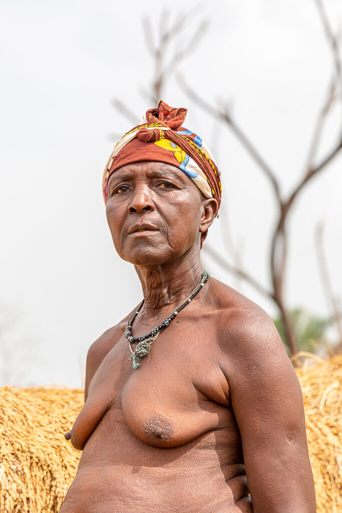 Die Bijagos am Bissagos-Archipel, Westafrika
