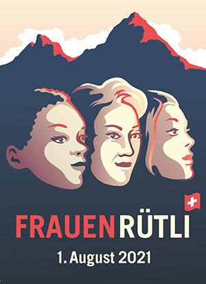 Frauenrütli – 50 Jahre wahre Schweizer Demokratie werden gefeiert