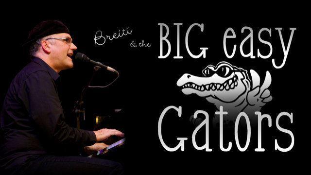 JAZZ NIGHT RORSCHACH: New Orleans- Stimmung mit Breiti & The Big Easy Gators