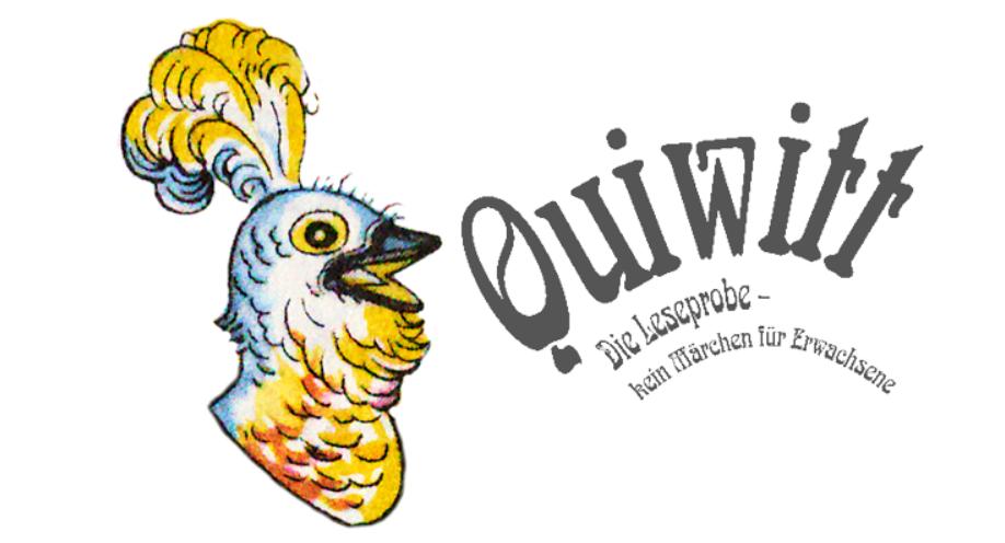QUIWITT – Kunst im Garten des Appenzeller Verlages