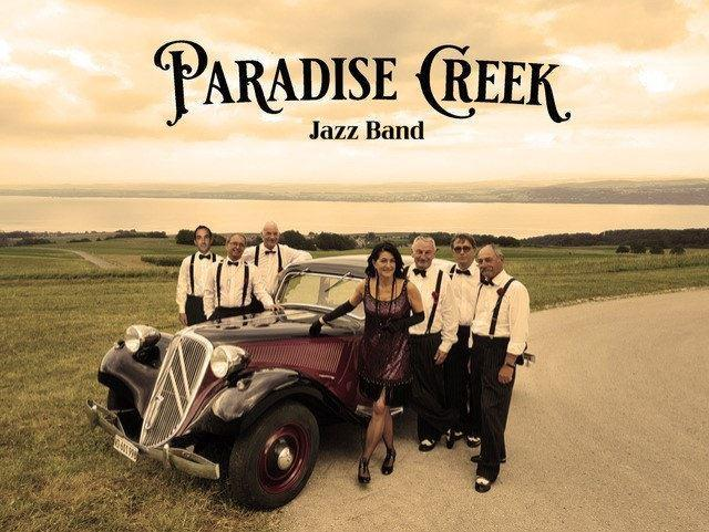 Chicago, New York und New Orleans mit der PARADISE CREEK JAZZ BAND