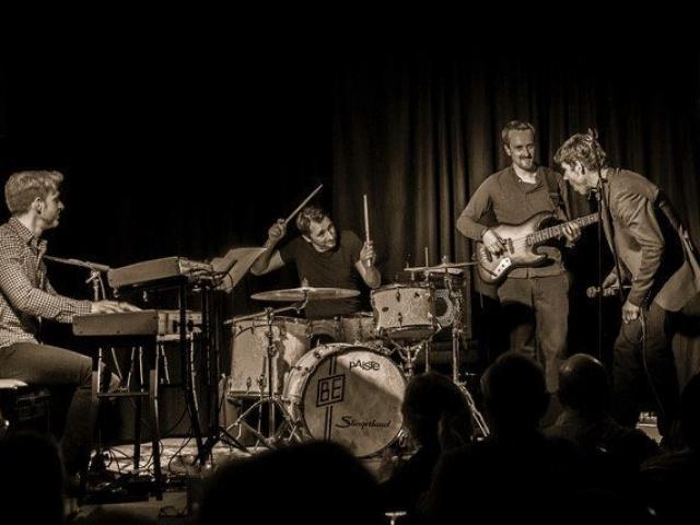 WALT'S BLUES BOX an der Jazz Night Rorschach: Spontanität, Musikalität und Ausstrahlung
