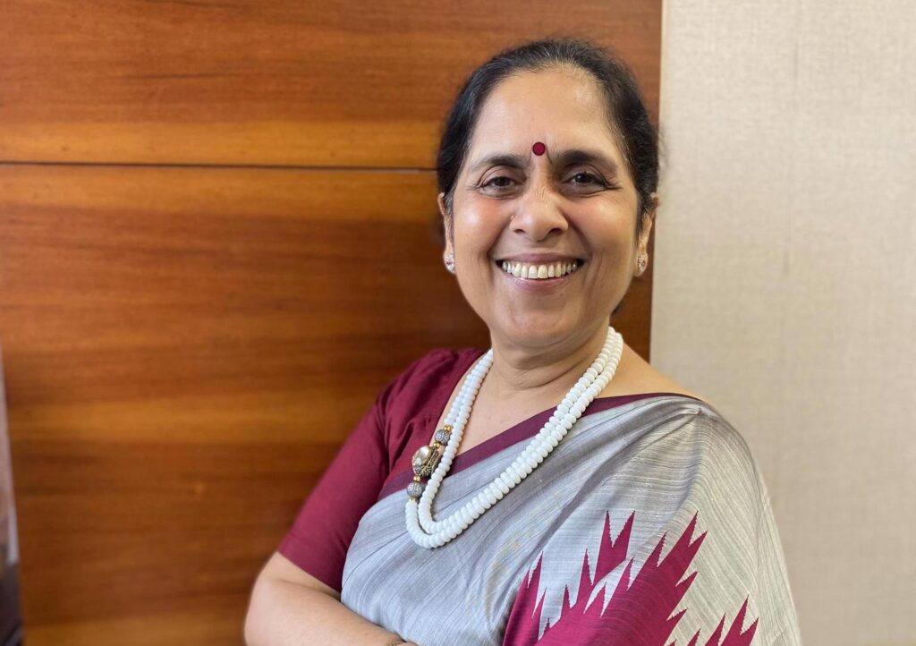 Personalchefin Ritu Anand des IT-Konzerns TCS erzählt, wie man Frauen wirklich fördert
